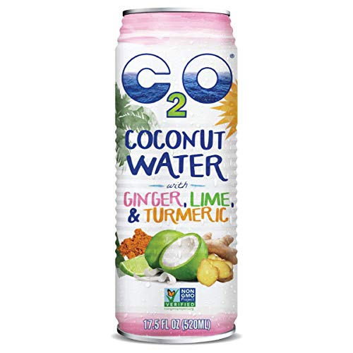 Zola 100% Pure Coconut Water, 17.5 Ounce Pack Of 12