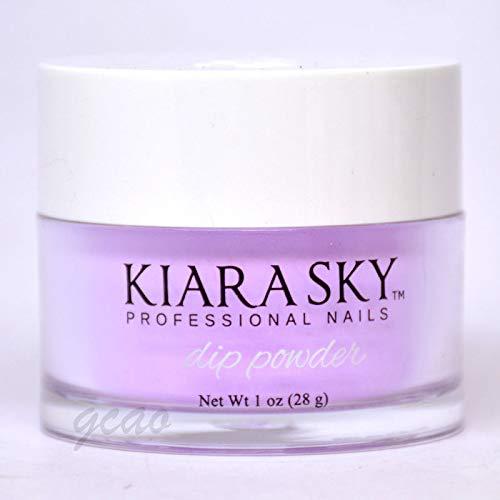 Kiara Sky Dip Dipping Powder D489 Sterling 1 oz - NoCreem